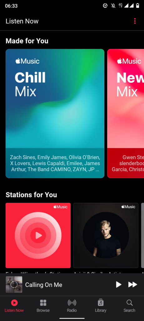 Apple music vs YouTube music Discovery